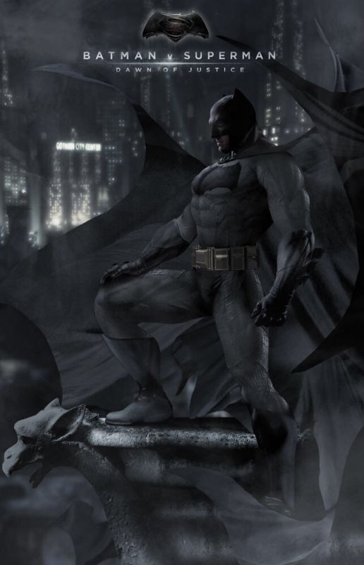 The Batsuit Thread - - Part 24 - Page 5 - The SuperHeroHype Forums