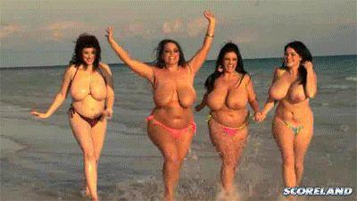Beautiful Women in their underwear