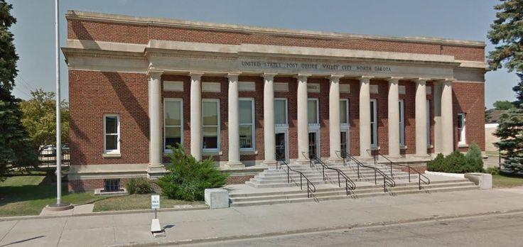 US Post Office Valley City North Dakota