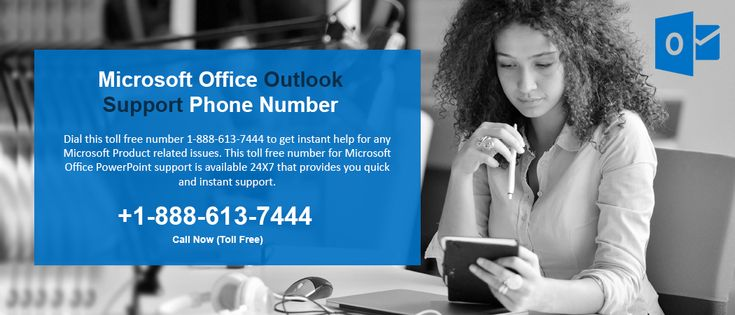 Microsoft Outlook Support Phone Number 1-888-613-7444 is available for 24*7 and 365 days in USA and Canada. If you are troubling a problem outlook mail setting and login and sign up problem then dial for Outlook Customer Service. Microsoft Outlook Support Phone Number is a renowned technical support provider working 24*7 day in and out to solve all Microsoft related bugs and problems.