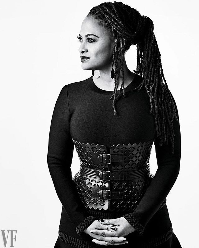From @VFVanities: Ava DuVernay (@directher) the first African-American woman to direct an Oscar-nominated film (Selma) was nominated again this time for 13th a documentary that explores racial inequality and criminal justice. For her next project shes directing a multi-racial adaptation of Madeleine LEngles A Wrinkle in Time for Disney. See more of @VanityFair's 2017 Style Portfolio at the link in bio. Photograph by @PatrickDemarchelier.  via VANITY FAIR MAGAZINE OFFICIAL INSTAGRAM…