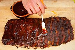 Costine di maiale affumicate (Smoked Ribs Kansas City Style) - BBQ4All Ricette