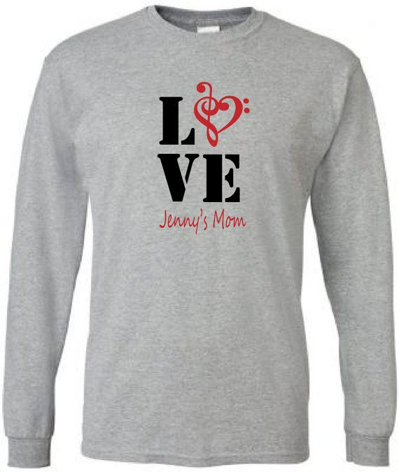 Best 25 band mom shirts ideas on pinterest marching for Custom high school shirts