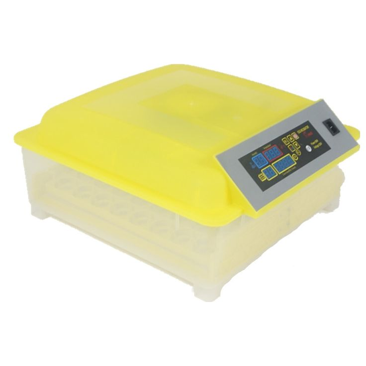 41.89$  Buy here  - Hot DL48 Poultry Hatchery Machine 48 Digital Temperature Full Automatic Egg Incubator for Chicken Duck Quail Parrot
