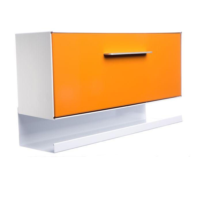 Modern Mailbox | Wall Mounted Modbox