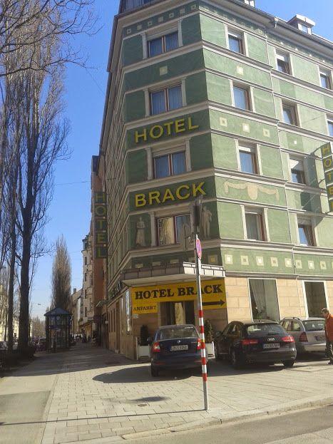 Three star #hotel in #Munich and I like it very much