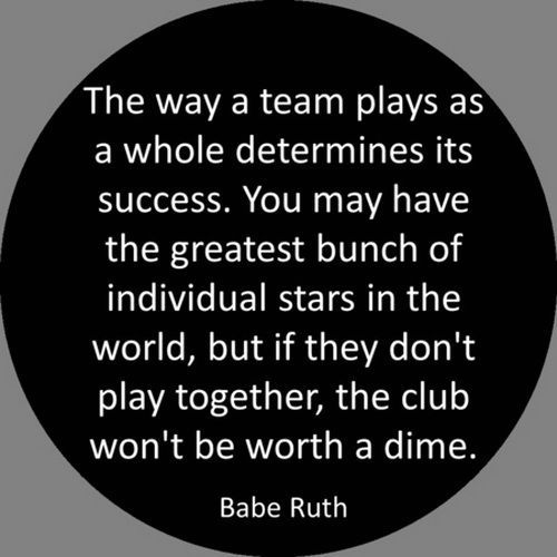 Motivate Your Team With Quotes On Teamwork: 17 Best Ideas About Team Motivation On Pinterest