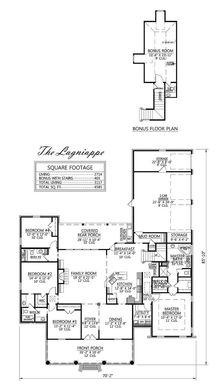 Best Images About Favorite House Plans On Pinterest French - Madden home designs