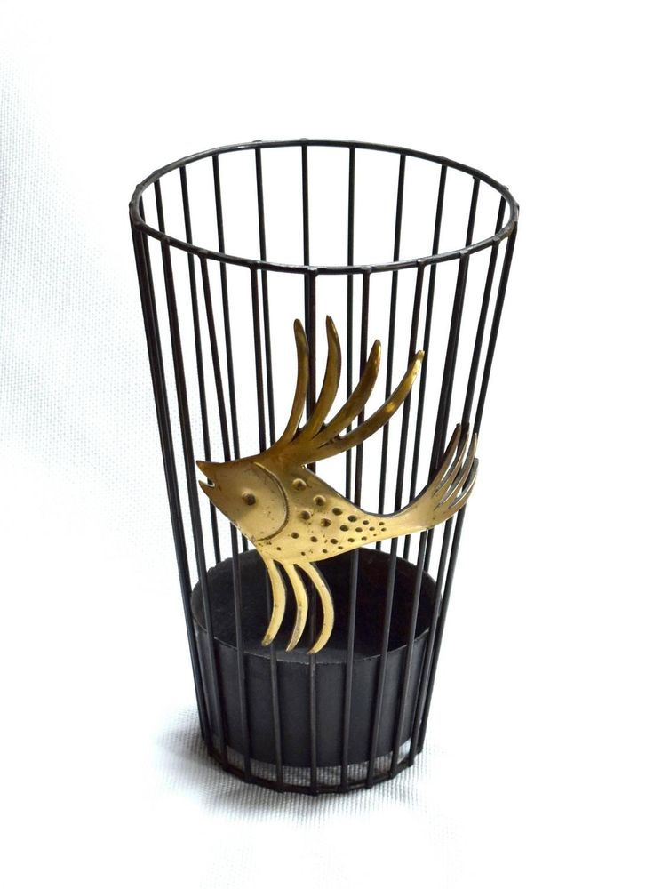 Walter Bosse: Umbrella Stand | From a unique collection of antique and modern umbrella stands at https://www.1stdibs.com/furniture/more-furniture-collectibles/umbrella-stands/