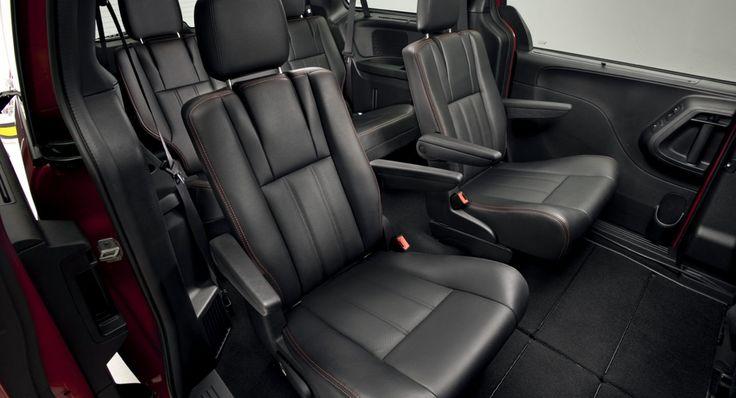 Dodge Grand Caravan 2017 Interior Design