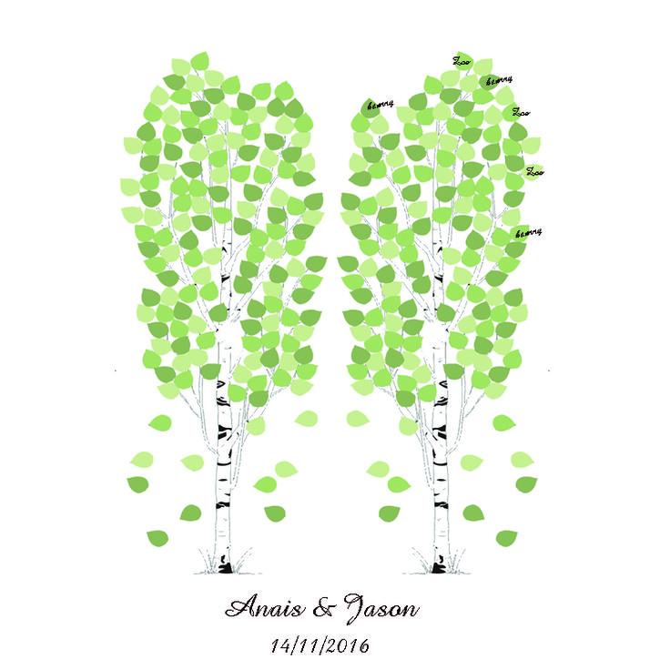 Персонализированные Свадьба Дерево Гостевая Книга Подпись дерево Гостевая Гость Вход Персонализированные Уникальный Творческий Fun Оригинальные Идеи