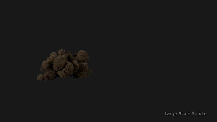 Creating large-scale smoke with the help of FumeFX by Vikrant Dalal