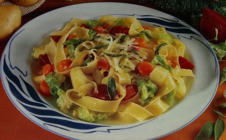 Concediti un primo piatto sano e gustoso, buon appetito!