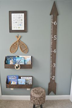 Rustic Alaska Inspired Nursery For Our Baby Boy Haines/Fawn Over Baby