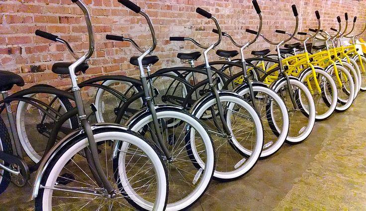 Buzz Nola Bike Tours & Bike Rentals in New Orleans