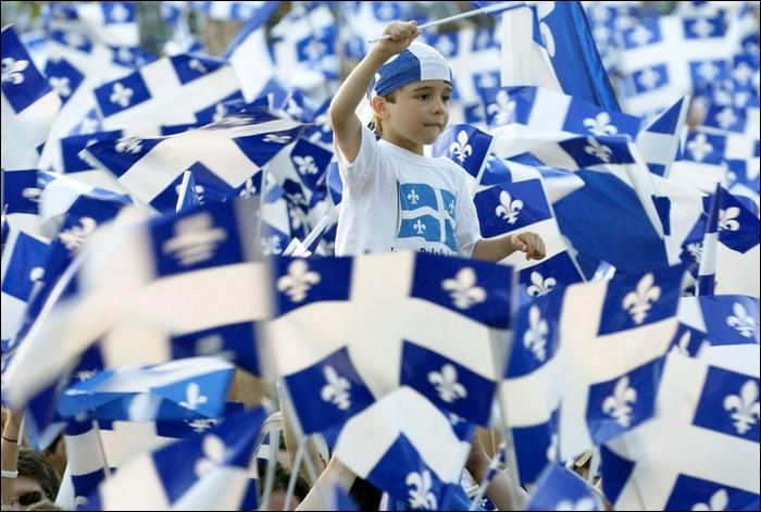 st jean baptiste day, pictures parades | ... , why is it called St. Jean Baptiste Day. Was he a popular Quebecker