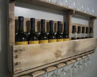 reclaimed wood wine rack wine rack pallet wine rack by Fretwells