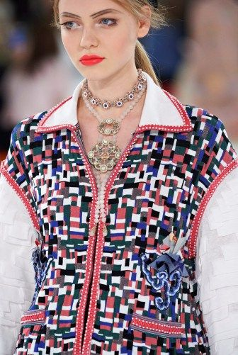 """Chanel Paris Seoul Cruise 2016 Collection Bags and Accessories, including the """"turtle shell"""" clutch, and more!"""