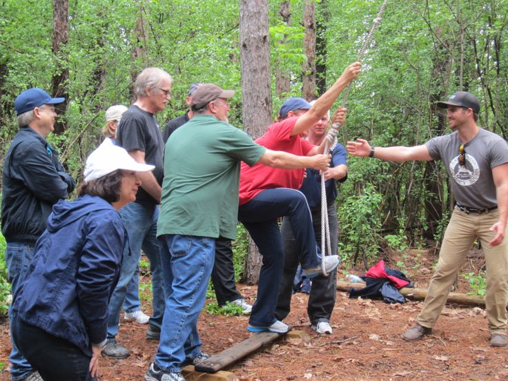 Spring Team Building Activities for Adults