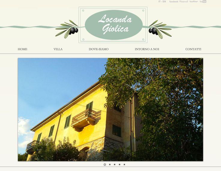 LOCANDA GIOLICA UN BED&BREAKFAST DI PRATO. La Villa è immersa nel verde delle colline toscane nei pressi di Prato, vicinissimo a Firenze.