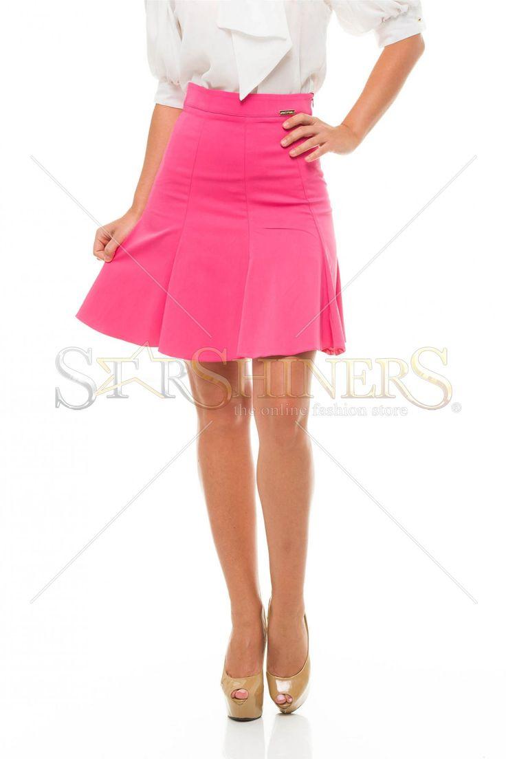 PrettyGirl Single Pink Skirt