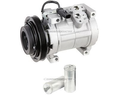cool New AC Compressor & Clutch + Receiver Drier  Accumulator For Dodge Neon Srt4 - For Sale View more at http://shipperscentral.com/wp/product/new-ac-compressor-clutch-receiver-drier-accumulator-for-dodge-neon-srt4-for-sale/
