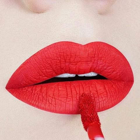 Bright Red - Nabi Matte Liquid Lipstick