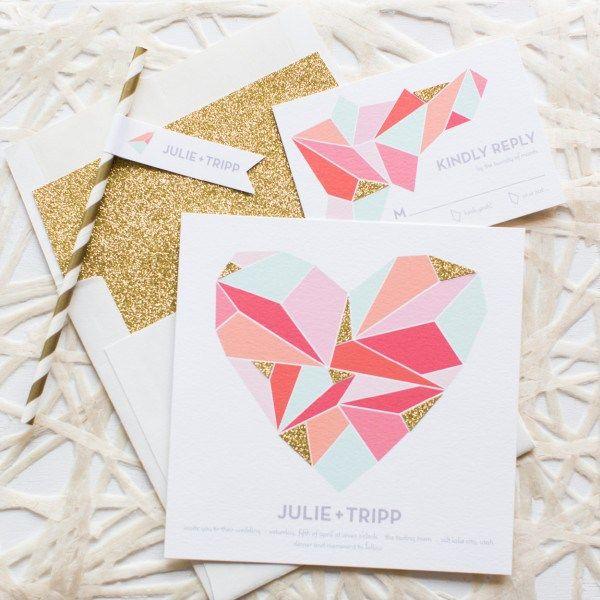 Bright Pastels & White Geometric Party Inspiration - r e f i n e | Design + Art Direction