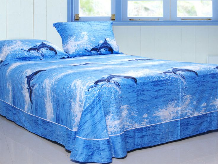 48 best images about kids bedding on pinterest gull oil for Bed sheet decoration ideas