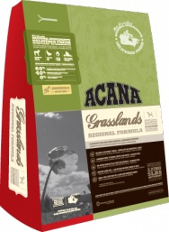 ACANA Grasslands  For dogs of all breeds and sizes