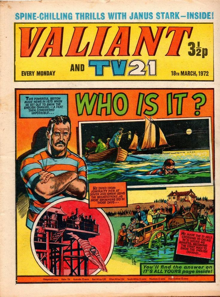 VALIANT AND TV 21 COMIC 18 TH MARCH 1972 STAR WARS