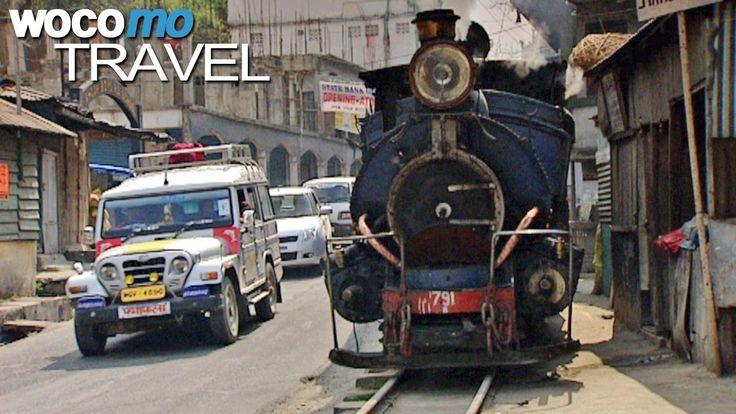 Seit über hundert Jahren kämpft sich eine Dampflok unermüdlich die steilen Berge des Himalaja hinauf. Ihr ist es zu verdanken, dass der berühmte Darjeeling-Tee einst seinen Weg aus den Bergen ins Tal und damit in die ganze Welt fand. Die Engländer bauten die technisch einmalige Himalaja-Bahn im Jahre 1881 - damals war sie die erste und einzige Verbindung zu der abgelegenen Bergregion Darjeeling.   #360° - Die GEO-Reportage #ARTE #Bahn #dampflokomotive #Darjeeling #dok