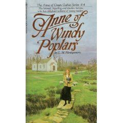 Book Review of Anne of Windy Poplars at Reading to Know