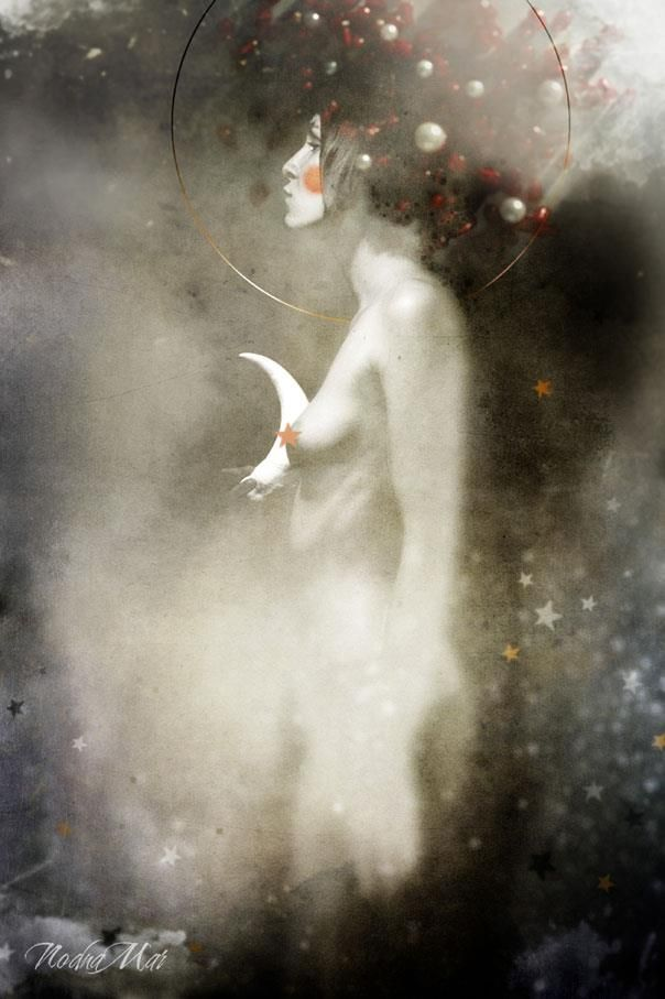 """Skalupeea"",digital art, by © NodnaMar"