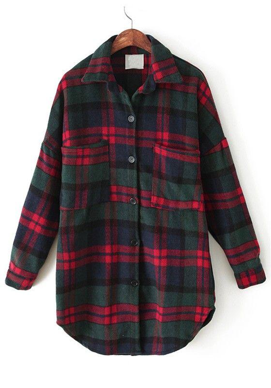 Multicolor Flannel