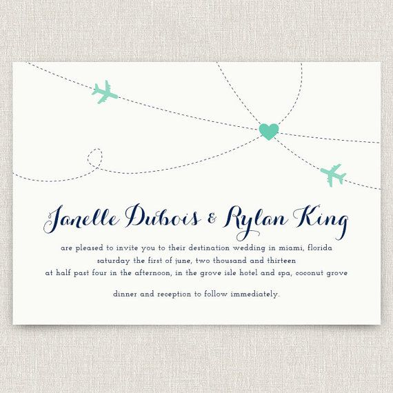 10 best map-inspired wedding invitations images on pinterest, Wedding invitations