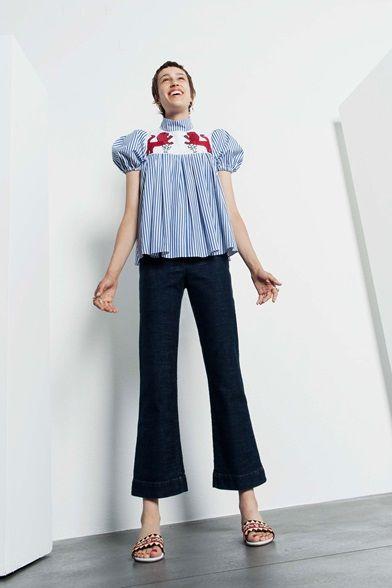 Sfilata Stella Jean Milano - Pre-collezioni Primavera Estate 2018 - Vogue