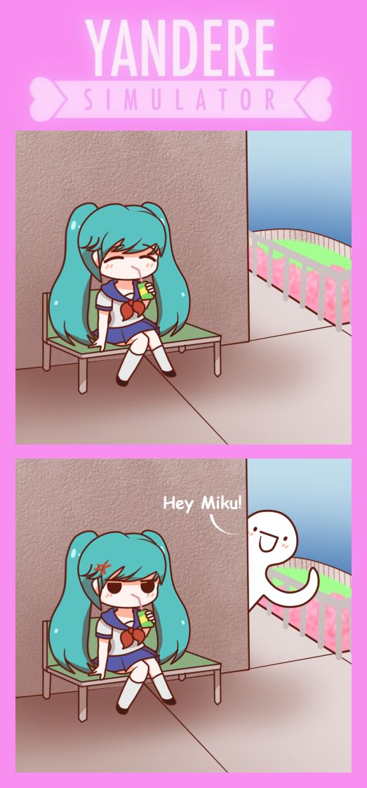 one thing to say..HAHAHAHAHAHA!!!!!!!!!! ( its saki miyu still no matter HOW MUCH she looks like miku )