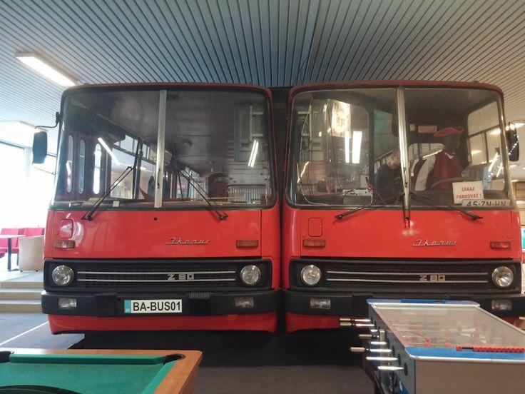 Кафе Ikarus 280 в Братиславе — DRIVE2