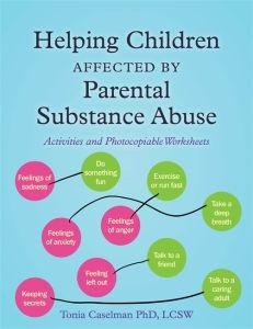 Helping Children Affected by Parental Substance Abuse < extract incl 2 activities giving children and young adults a safe space where they can let go of control and shed their feelings of responsibility...