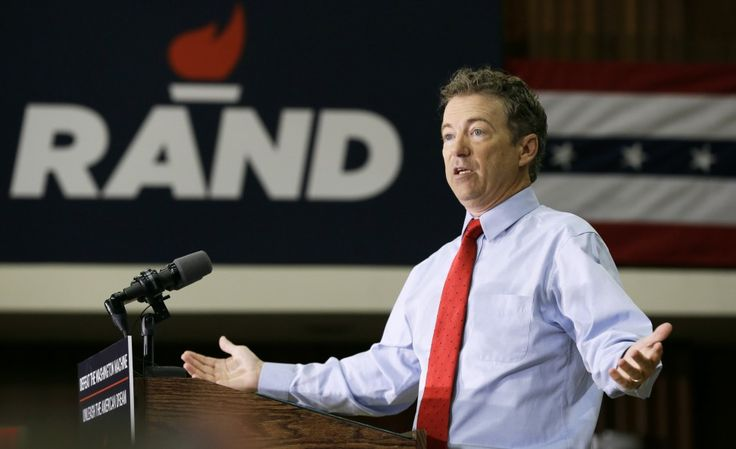 Rand Paul's Favorite Philosophers Think Poor People Are 'Parasites'   ThinkProgress  -  Last January, Rand Paul praised Justice Peckham's most famous decision, Lochner v. New York, which gave employers sweeping rights to exploit their workers, as a model for the judiciary to follow.)