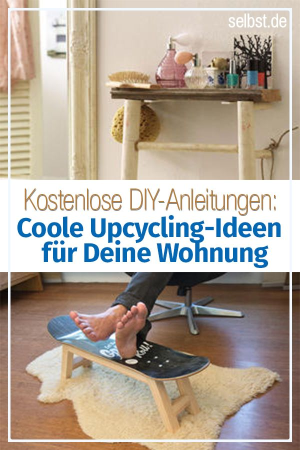 Upcycling-Ideen Upcycling Pinterest Manualidades and Upcycling - wohnzimmer ideen tapezieren