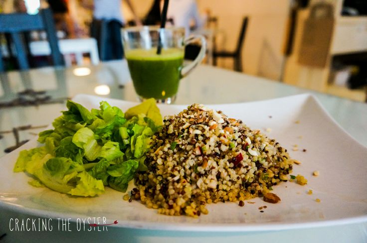 A brief guide to vegan eating in Kuala Lumpur www.crackingtheoyster.com