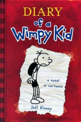 Dairy of a Wimpy Kid by Jeff Kinney
