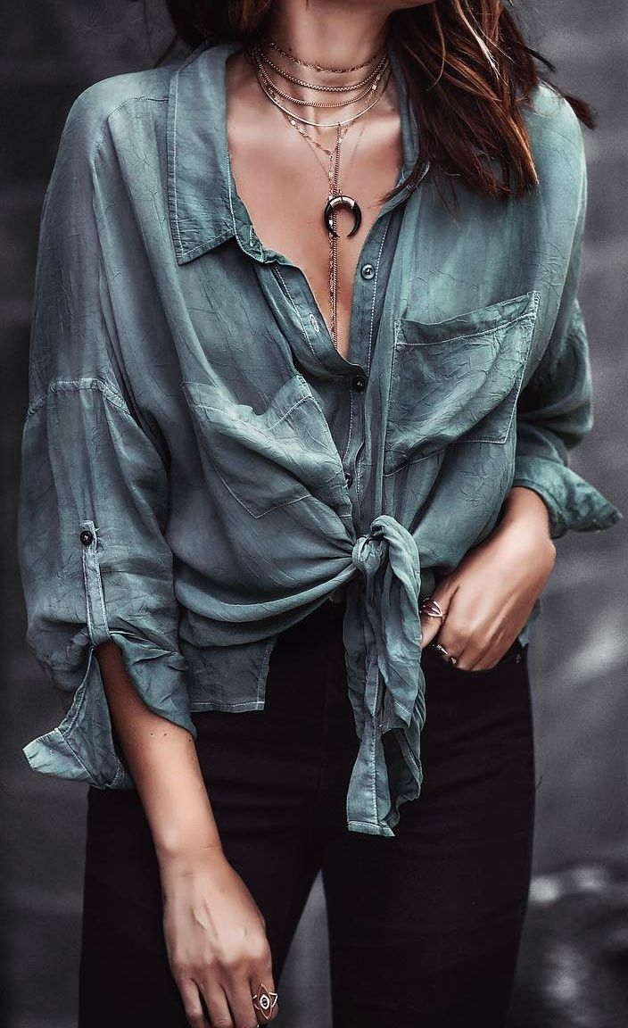 button up shirt