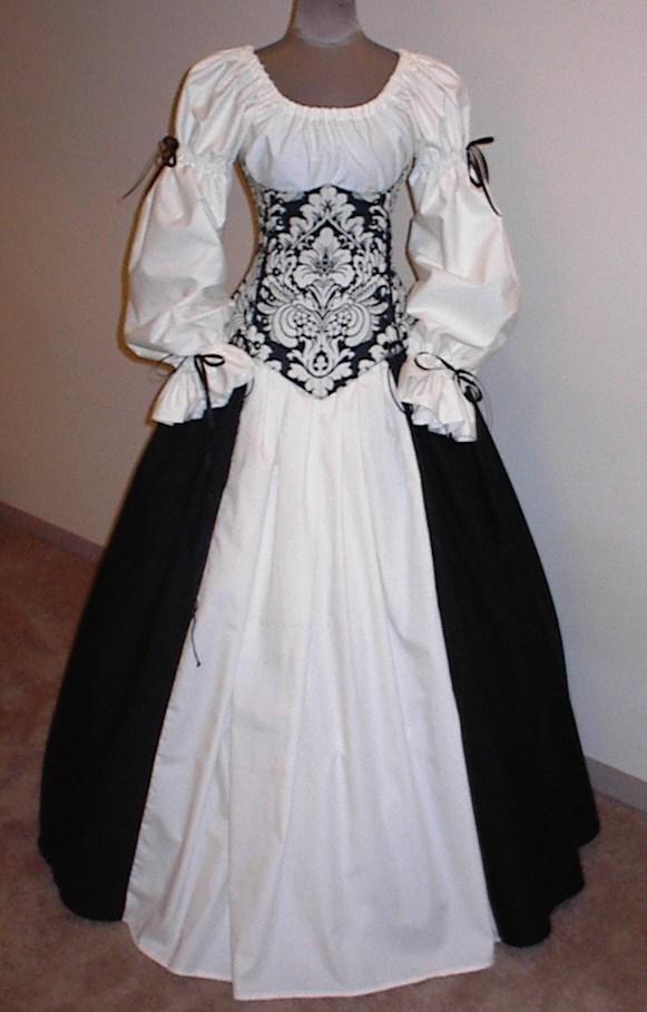 .Wedding dress idea