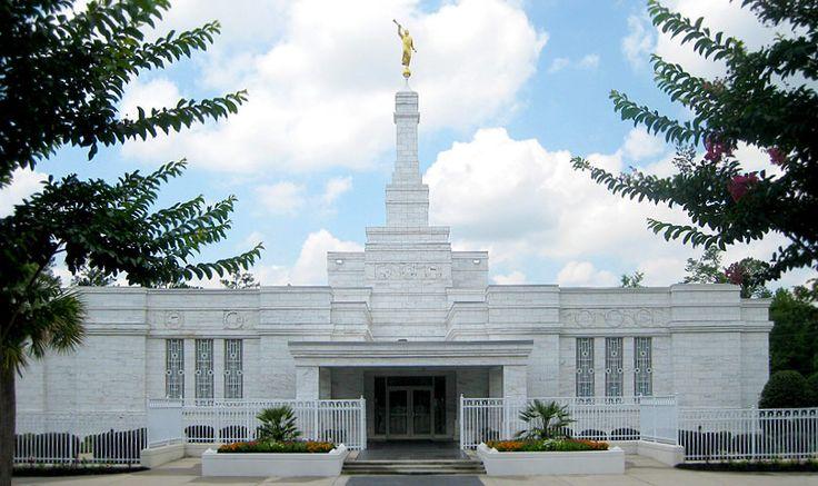 Templo Columbia, Carolina del Sur  EEUU