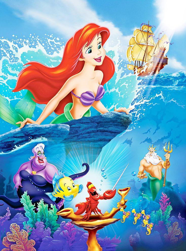Little Mermaid | Walt Disney Characters Walt Disney ... - photo#31