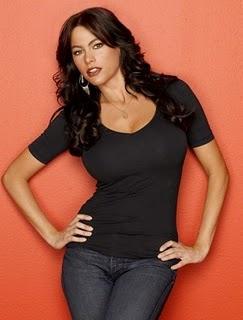 Sofia Vergara's body type is my body type