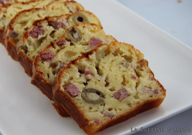 Kuchenrezept mit Schinken und Oliven – Familienkochen: Ein Gericht, Ein Rezept